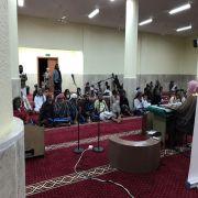 محاضرة في جامع كحلا بعنوان هدي النبي في رمضان