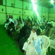المكتب يقيم لقاء شبابي في مقر التنمية .